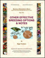 OTHER EFFECTIVE BREEDING OPTIONS & NOTES